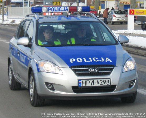Policja Włocławek: Policjanci i strażnicy leśni wspólnie ćwiczyli