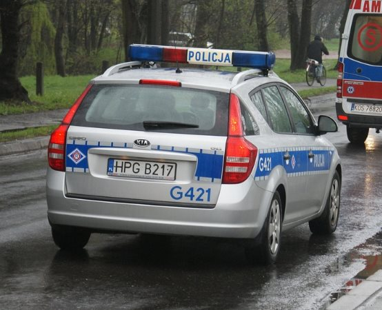 Policja Włocławek: Włocławscy policjanci wspólnie ze strażnikami leśnymi i rybackimi kontrolują tereny objęte zakazem wstępu