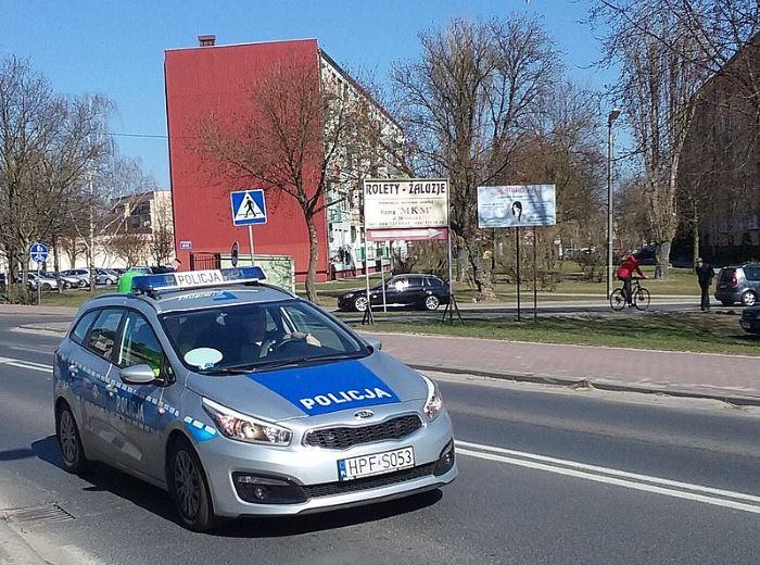 Policja Włocławek: Śmiertelny wypadek na drodze K-62 w powiecie włocławskim